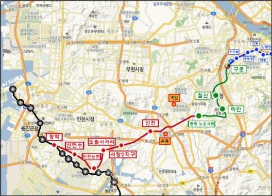시흥시, 제2경인선 복선전철 예타 대상 사업 선정
