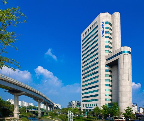 서울시설공단, 교량 안전점검에 드론 활용