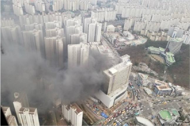 경기도, 건설공사장 화재예방... 용접작업 불시 점검