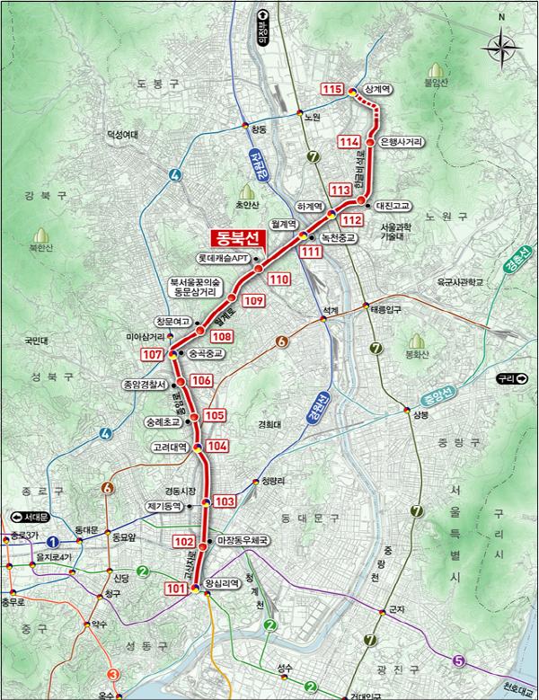 두산건설, 동북선 도시철도 민간투자사업 건설공사 계약해지