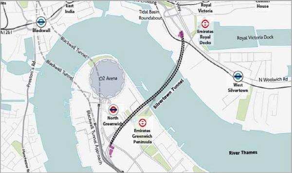 SK건설, 영국 '실버타운 터널 프로젝트' 우선협상대상자 선정