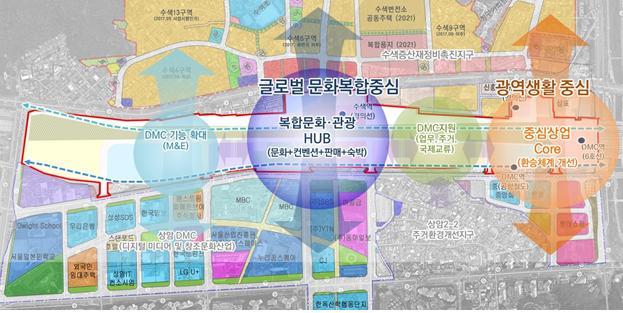 서울시-코레일, 수색역세권 개발 본격화