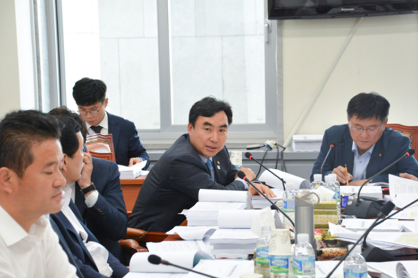 윤관석 의원, 대표발의 법률 3건 국토법안소위 통과
