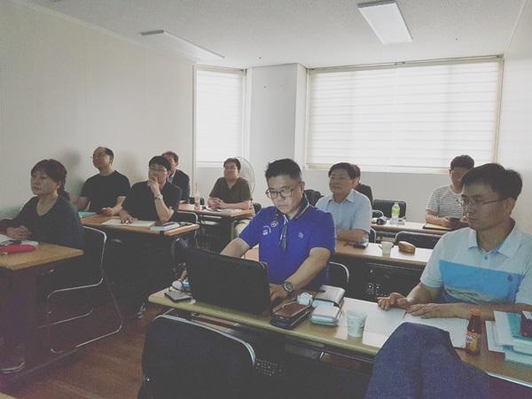 산업안전보상연구회, 전문가 초청 산업·건설 안전실무 특강