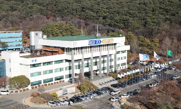 경기도 공공기관 감사결과, 황당하게 공사 중인 현장 준공처리