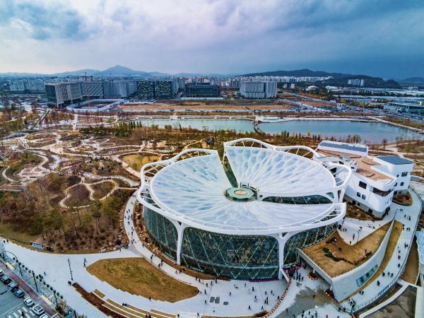 서울식물원, 대한민국 조경대상 대통령상 수상