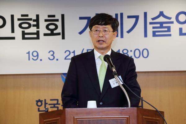 [기술인 인터뷰] 한국건설기술인협회 기계기술인회 김봉신 회장