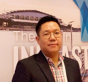 싱가폴 BIM전문가 인터뷰. 베이시스소프트&빔닥터 JV 박남식부장