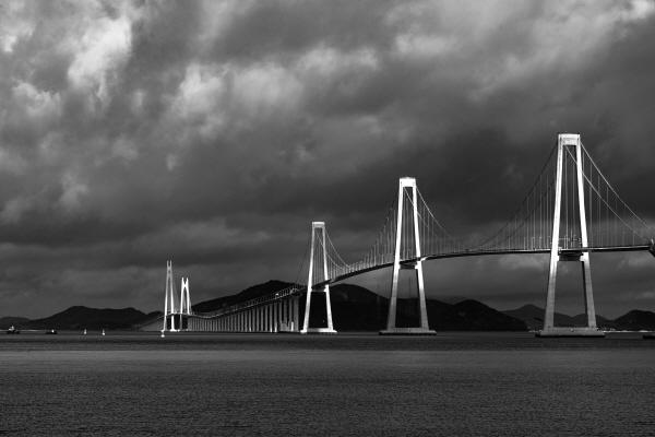 해상교량·국가하천 사진 공모전 대상 '천사대교', '습지와 나루터' 선정